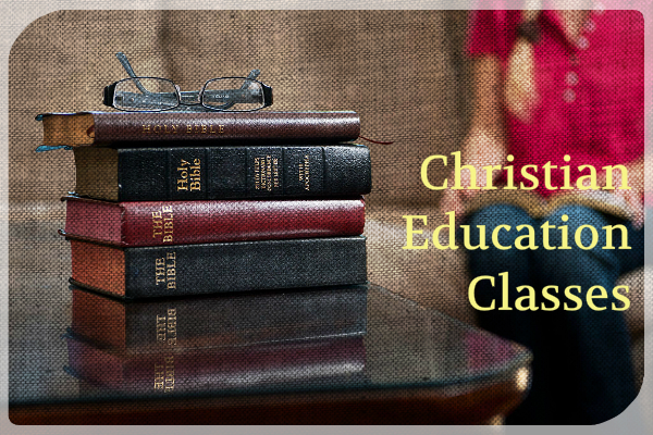 New Classes: Christian Nurture